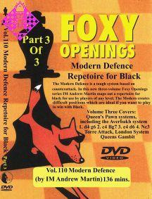 Modern Defence - Repertoire for Black - Vol. 3