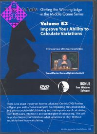 Improve Your Ability to Calculate Variations