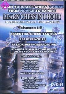 Train Yourself Chess Course  (vol. 1-5)