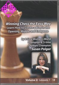 Winning Chess the Easy Way - Vol. 2