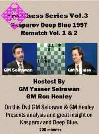 Kasparov - Deep Blue 1997 - Rematch 1 & 2