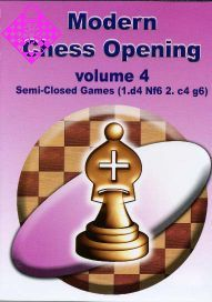 Modern Chess Opening, vol. IV